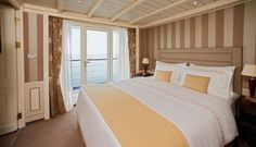 Inside look at cruise ship Team USA hoops is using in Rio Silversea Cruises, Blue Space, Best Cruise, Cruise Travel, Team Usa, Interior Styling, Clouds, Ship, Luxury