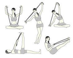 Stretch Band Exercises!