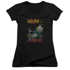 DC/Wrong Signal Junior V-Neck in