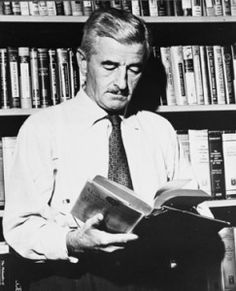William Faulkner. One of the most respected American authors.