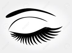 lashes illustration - Google Search