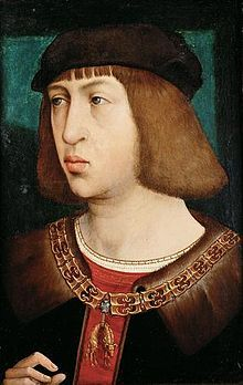 The future King Henry VIII of England met Philip the Handsome on a visit Philip made to Henry's father's court in London and regarded him as providing a model of leadership towards which he aspired. The two would become brothers-in-law since Philip married Joanna of Castile, and Henry married Joanna's youngest sister, Catherine of Aragon.
