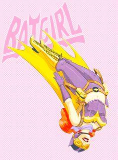 Batgirl in DC Bombshells Annual #1