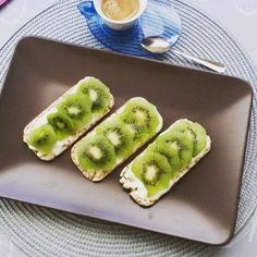 #goomorning #healthy #breakfast #soiayogurt #kiwi #fruit #gallette #healthyeating #healthyllife #food #light #followforfollow #follow4follow #likeforlike #like4like #italiancoffee #colazione #colazioneitaliana #healtyfood #buongiornoatutti #buongiorno #instalike #instagood #good #goodday