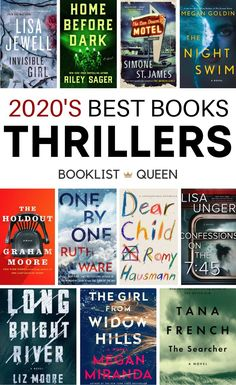 Good New Books, Best Books To Read, I Love Books, Best Thriller Novels, Good Thriller Books, Book Suggestions, Book Recommendations, Book Club Books, Book Lists