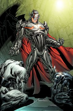 List of the Day: 10 Great Ultron Stories in Anticipation for Avengers: Age of Ultron