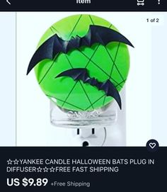 Big Candles, Candles For Sale, Prices Candles, Yankee Candle Halloween, Candle Store, Halloween Bats, Fall Food, Scented Candles, Diffuser