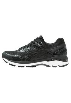 ASICS. GT-2000 5 - Laufschuh Stabilität - black/onyx/white. Sohle:abriebfester Gummi. Obermaterial:Textil/Synthetik. Verschluss:Schnürung. Außensohle - Technologie:Guidance Line (ASICS) gewährleistet einen effizienten Schrittzyklus; AHAR+ (ASICS) gewährleis... Air Max Sneakers, All Black Sneakers, Sneakers Nike, Reebok, Stella Mccartney, The North Face, Asics Gt, Color Negra, Black Onyx