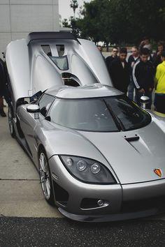 Koenigsegg CCX | Drive a Koenigsegg @ http://www.globalracingschools.com