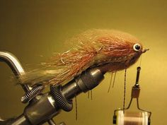 mike Schmidt's streamer fly tying | Mike's Meal Ticket