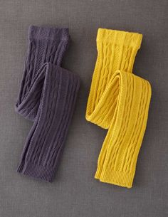 2 Pack Cable Footless Tights from Mini Boden @Taylor Joelle Designs #tjback2school