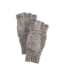 AEO Marled Mitten Gloves Aeo, Mitten Gloves, Man Cave, Sidewalk, Christmas, Black, Fashion, Xmas, Moda