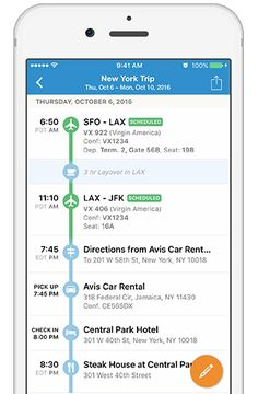 TripIt organizes your travel plans in one place. Snags the best seat. We have something for every traveler. Virgin America, Online Travel, Travel News, Travel Planner, New York Travel, Travel Light, Free Travel, Travel Agency, Summer Travel