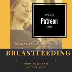 Patreon for breastfeeding moms. Get the support and education to breastfeed with ease