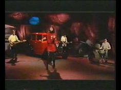 Sandie Shaw and The Smiths - Hand In Glove (red car video)