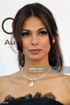 Actress MORAN ATIAS attends annual AmfAR Charity Dinner Gala during 63th Cannes Film Festival | Makeup & Hair by Massimo Serini | Cannes, 21 May 2010