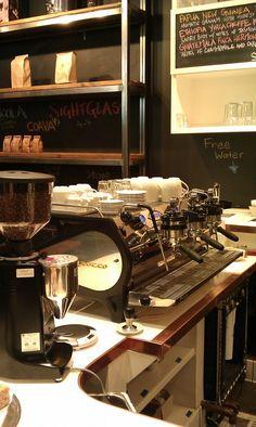 coffee commissary LA
