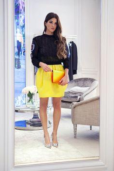 Dior Fairy Tale Fitting | Negin Mirsalehi