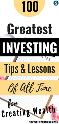 finance in your 100 Greatest Investment Quotes and Lessons of All Time For Creating Wealth These are the most powerful investment quotes ever including sayings from Warren Buffett, Peter Lynch, funny quotes, investing in yourself, and more. Stock Market Investing, Investing In Stocks, Investing Money, Drip Investing, Investment Quotes, Investment Tips, Investment Property, Warren Buffett, Planning Budget