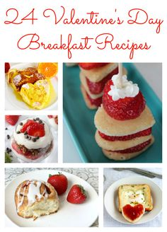 24 Valentine's Day Breakfast Recipes - Gator Mommy Reviews