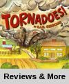 Using her acclaimed combination of clear text and detailed illustrations, Gail Gibbons explains how tornadoes form, the scale used for classifying them, where they most commonly appear, and what to do in case one should be near you.