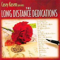 Casey Kasem's Long Distance Dedications - Loved listening to his Top 20 show on Saturday mornings.