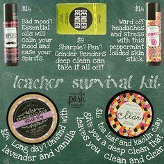 #PerfectlyPosh Teacher Survival Kit │  https://www.perfectlyposh.com/pampermebyp2/