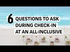 6 important things you need to ask when checking into an all-inclusive resort. Bahamas Honeymoon, Cancun Vacation, Mexico Vacation, Mexico Travel, Vacation Destinations, Vacation Spots, Vacation Ideas, Cancun Mexico Resorts, Honeymoon Trip