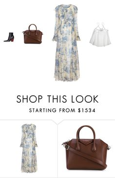 """""""Untitled #2800"""" by amberelb ❤ liked on Polyvore featuring Philosophy di Lorenzo Serafini and Givenchy"""