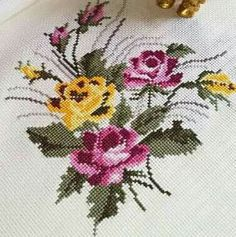 Projects To Try, Cross Stitch, Patterns, Cross Stitch Embroidery, Throw Pillows, Baby Dolls, Drop Cloths, Leather, Vestidos