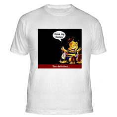 Honey, I love you  Valentines day Fitted T-Shirt by CafePress - nice #Valentine'sDaysGifts# ideas