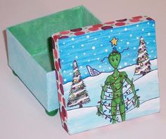 Misguided Designs Hand Painted Gifts.