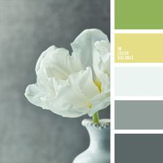 amarillo y verde, blanco azulado, blanco sucio, color amarillo sucio, combinación amarillo-gris, elección del color, gris claro, gris oscuro, gris y amarillo, selección de colores, tonos grises, verde y amarillo, verde y gris.