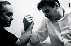 Vinicius e Tom...