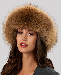 Women's Fashion Fur Hats