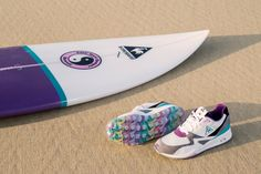Le Coq Sportif x Town & Country LCS R800
