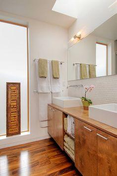 Norman Residence - modern - bathroom - seattle - by Chris Pardo Design - Elemental Architecture