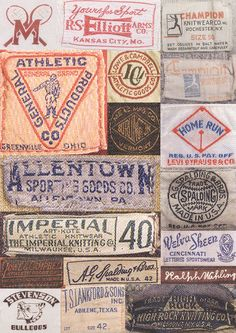 Mens Collections: Vintage American Sportswear Graphics