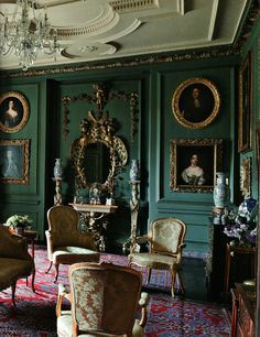 The Grenville Room at Prideaux Court