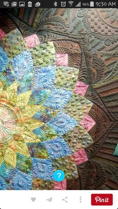 Quilted by Gina Perkes