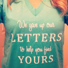 cute recruitment counselor shirt!