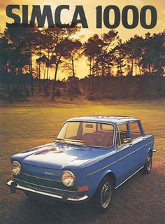 Simca 1000 dernière série 1974 ✏✏✏✏✏✏✏✏✏✏✏✏✏✏✏✏ IDEE CADEAU / CUTE GIFT IDEA  ☞ http://gabyfeeriefr.tumblr.com/archive ✏✏✏✏✏✏✏✏✏✏✏✏✏✏✏✏