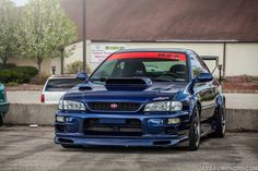 Subaru Impreza GC8