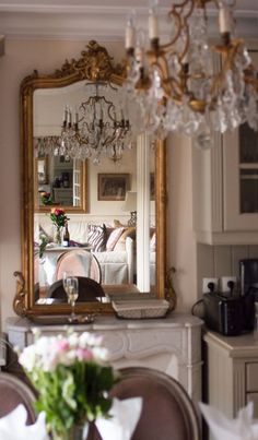 French Home Decor, French Interior, French Country Decorating, Scandinavian Interior, Country Interior, French Apartment, One Bedroom Apartment, Paris Apartment Interiors, Apartment Design