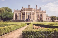 Highcliffe Castle Wedding Venue in Christchurch, Dorset photograph. Photography by one thousand words wedding photographers