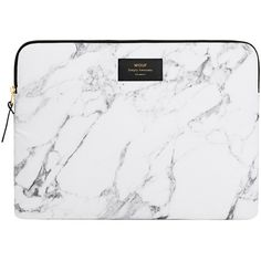 Now $56 - Shop this and similar tech accessories - Update your trusty gadget with this Marble laptop case from Wouf. Available in fresh white or sleek grey, thi...