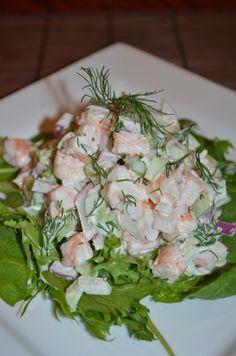 Fresh Shrimp Salad 15 #Healthy #Shrimp #Salads   Yummy Recipes