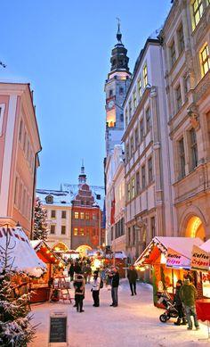 Schlesischer Christkindelmarkt zu Görlitz - Der Zauber des schlesischen Winters