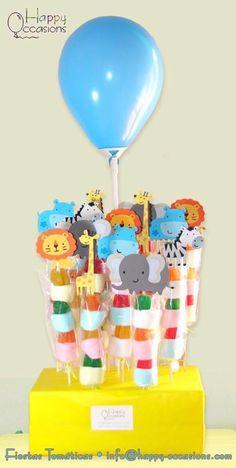 Maybe shopkins on top Safari Theme Birthday, Safari Birthday Party, Jungle Party, Farm Birthday, Animal Birthday, Baby Party, First Birthday Parties, 10e Anniversaire, Animal Party