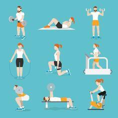 Estudo publicado na última semana mostra que pessoas que praticam exercícios regularmente podem reduzir de 10% a 42% os riscos de desenvolver 13 diferentes tipos de câncer.
